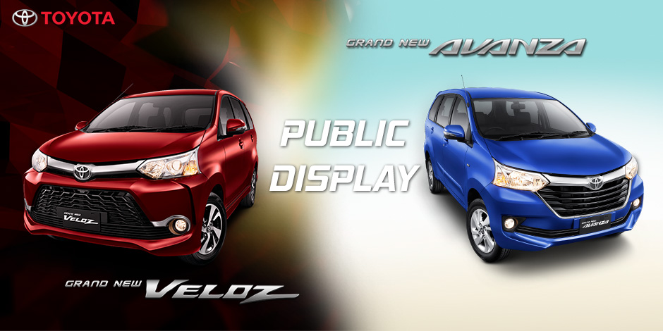 Spesifikasi Toyota Grand New Avanza